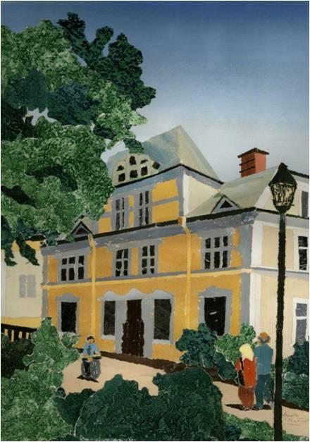 Bild på huset